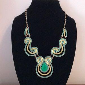 Francesca statement necklace